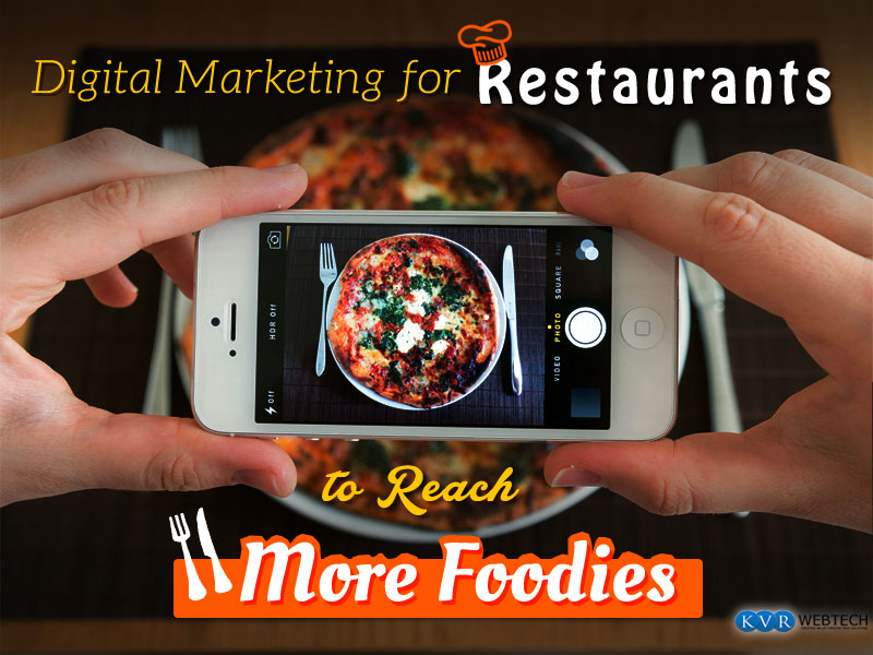 How Digital Marketing Can Attract Customers for Your Restaurant in Chandigarh ?