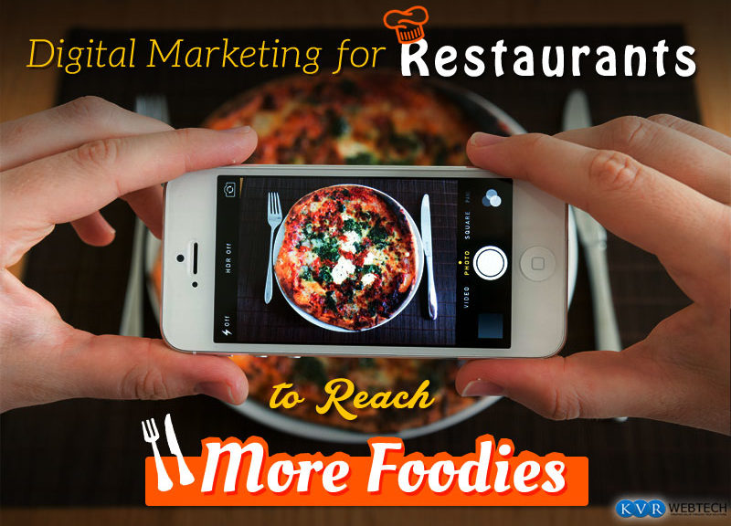 Digital Marketing For Restaurants in Chandigarh